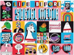 Life Before Social Media Puzzl