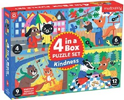 Kindness 4in1 Puzzle