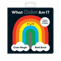 What Color Am I? Bath Book
