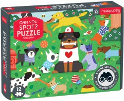 You Can Spot Dog Days Puzzle