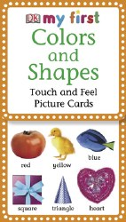 Touch and Feel Cards Colors