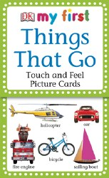 Touch and Feel Cards Things