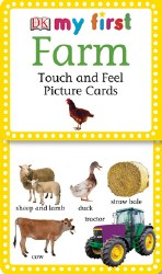 Touch and Feel Cards Farm