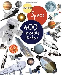 Eye Like Stickers Space