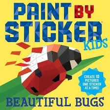 Paint By Sticker Bugs