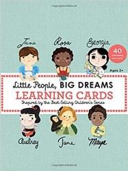 Little People Big Dreams Cards