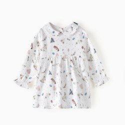 Isabel Dress White 4T