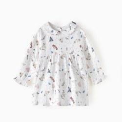 Isabel Dress White 18m