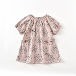 Emily Dress Dusty Pink 3T