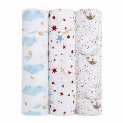 Harry Potter 3pk Swaddle