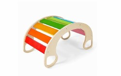 Rocking Play Rainbow - CURBSIDE PICKUP ONLY