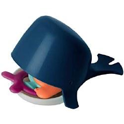 Chomp Bath Toy Navy