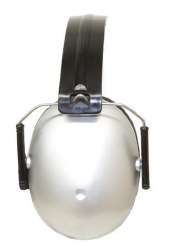 Kids' Hearing Protection Silver