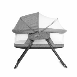 Go With Me Slumber Deluxe Portable Rocking Bassinet