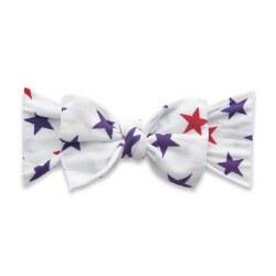 Knot Headband USA Stars