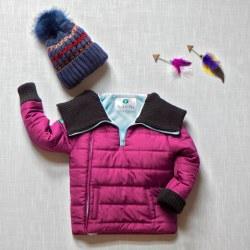 Oh Snow Coat 18m