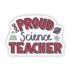 Proud Science Teacher