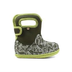 Baby Bogs Maze Geo Green 5T