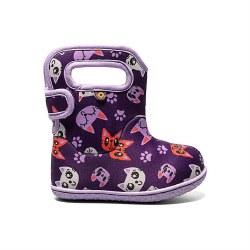 Baby Bogs Kitties Purple 5T