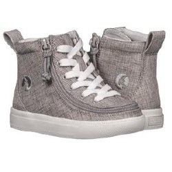 High Top Grey Jersey Tots 6T