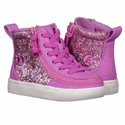 High Top Pink/White Tots 6T