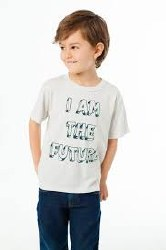 Boys Future Tee 10