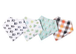 Bandana Bibs Holiday Baby