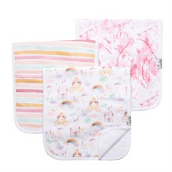 Burp Cloths Enchanted