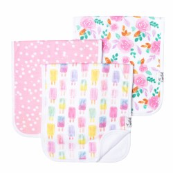 Burp Cloths Summer
