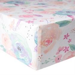 Premium Crib Sheet Bloom