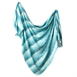 Swaddle Blankets Waves