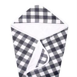 Knit Hooded Towel Scotland