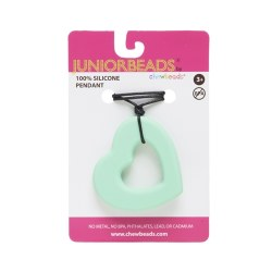 Juniorbeads Heart Mint