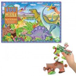Dinosaur 100pc Puzzle