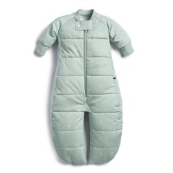 2.5 Tog Sleep Suit Sage 8-24m
