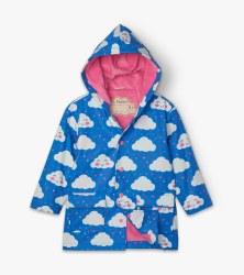 Raincoat Cheerful Clouds 2