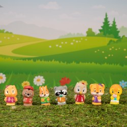 Timber Tots Forest Friends Set