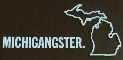 Michiganster Decal