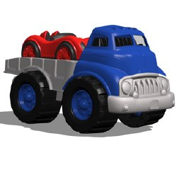Flatbed/Car
