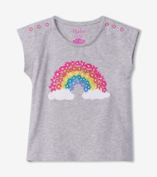 Magical Rainbow Baby Tee 12-18m