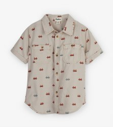 Canoes S/S Button Down 4