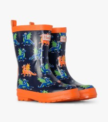 Rain Boots Dragons 6T