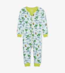 Coverall Hawaiian 18-24m