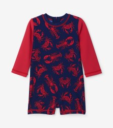 Baby Rash Guard Lobster 6-9m