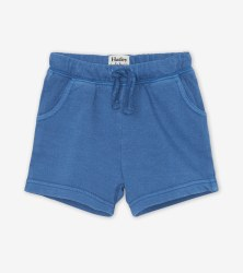 Moroccan Blue Shorts 12-18m