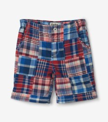 Madras Plaid Shorts 2
