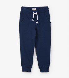Navy Slim Fit Jogger 8