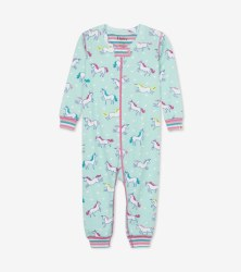 Coverall Unicorns 0-3m