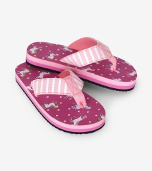 Flip Flops Unicorns Small
