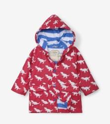Baby Rain Coat T-Rex 12-18m
